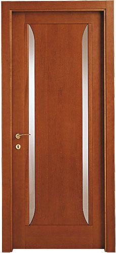 Porte interne in legno massello buy in San Giovanni in Marignano on ...