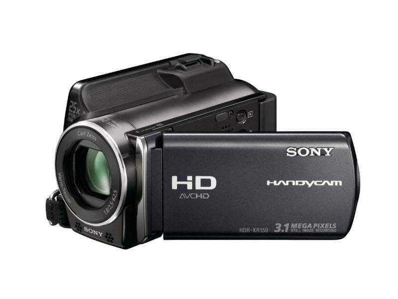 Acquistare Camcorder Hard Disk SONY HDR-XR 550 VE
