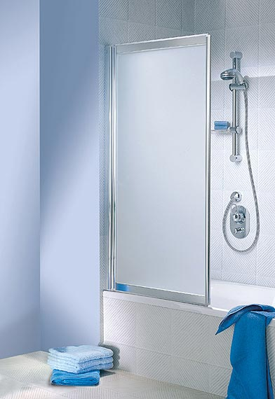 Parete pieghevole per vasca multi 3000 glass art. gfw1 in Bressanone ...