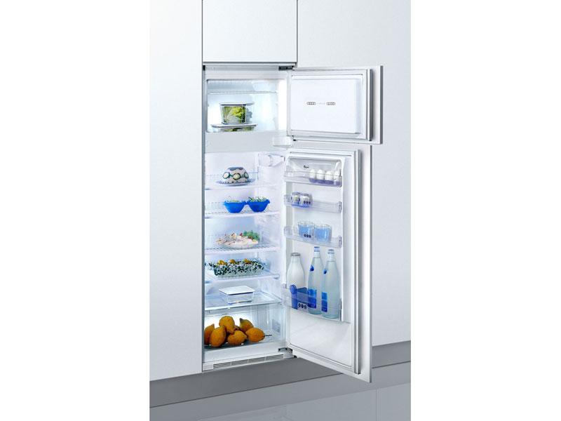 WHIRLPOOL ART359/3 frigorifero da incasso doppia porta classe A 280 ...
