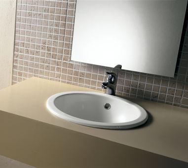 Lavabo da incasso Boule (Y691) — Comprare Lavabo da incasso Boule (Y691), Prezzo , Foto Lavabo ...