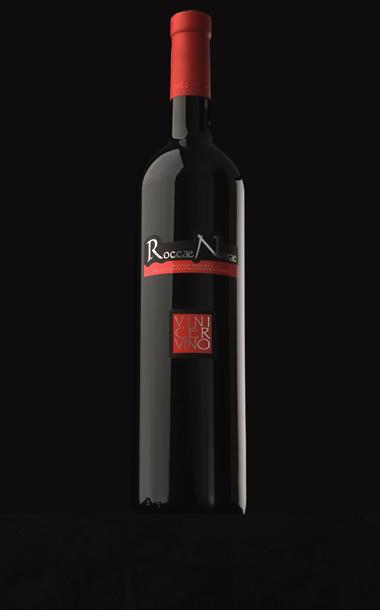 """Vino Roccae Novae  """"rosso riserva"""" IGT Grottino di Roccanova"""
