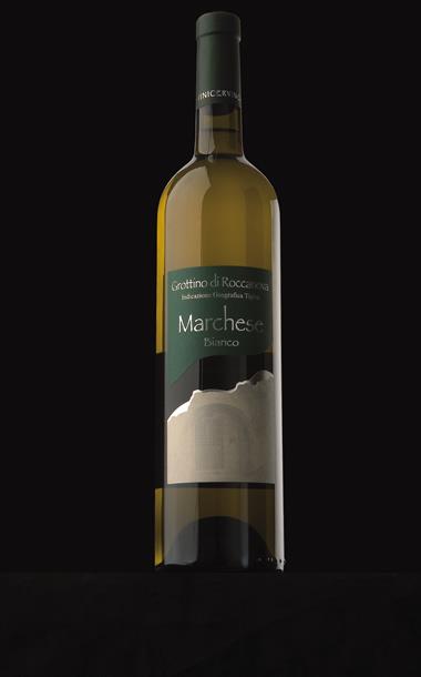 """Vino Marchese  """"bianco"""" D.O.P Denominazione di Origine Protetta Grottino di Roccanova"""