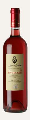 Vino Five Roses