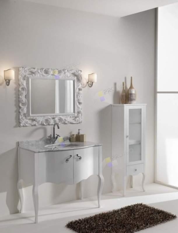 Arredo Bagno In Stile 800 Colore Bianco Buy In Montecalvo In