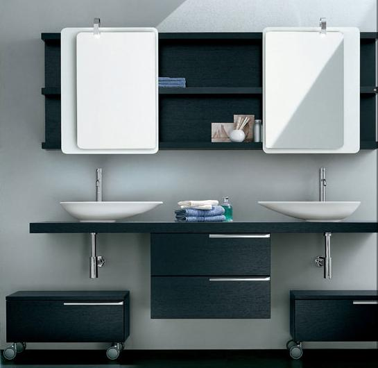 Arredo bagno, modello doppio lavabo buy in Sacile on Italiano
