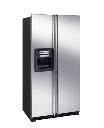 Frigo Americano LT.546 Smeg Inox 90X68X179 buy in Bari on Italiano