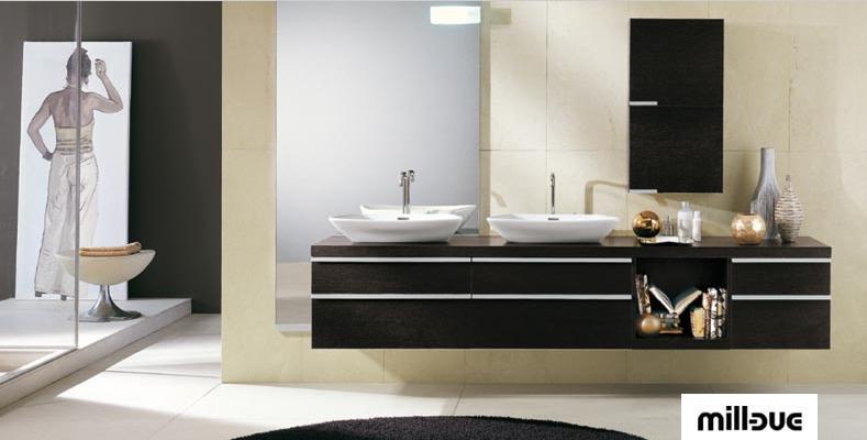 arredo bagno nero laccato for sale in bologna on italiano - Arredo Bagno Nero