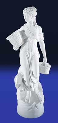 """Acquistare Statua """"La paesanella"""""""