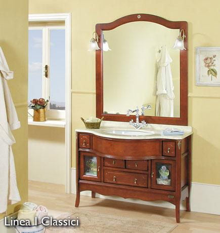 foto mobili da bagno classici ~ mobilia la tua casa - Arredo Bagno Classico Immagini