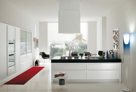 Compro Cucina, colore bianco laccato