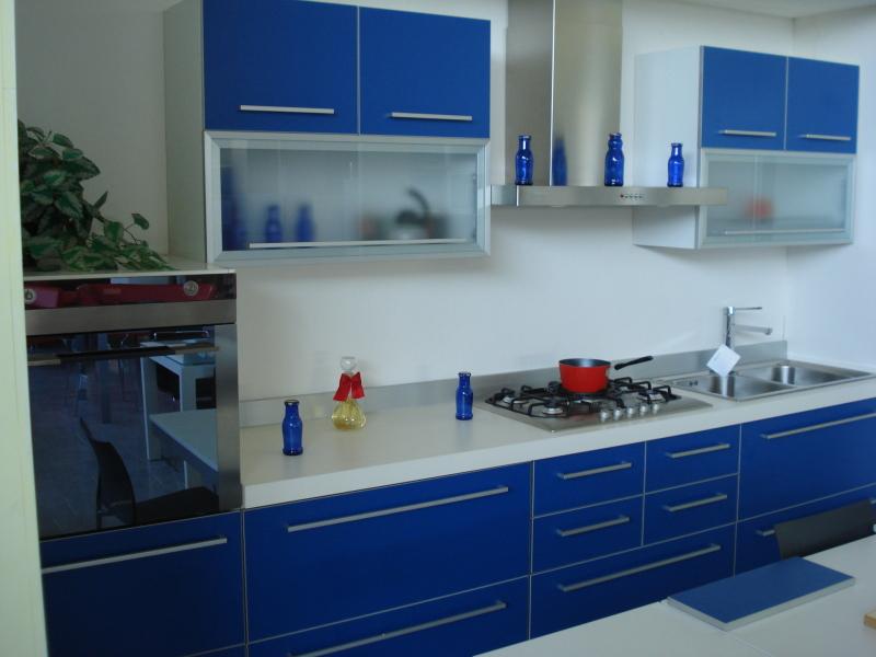 Cucina Blu Moderna.Cucina Moderna Blu Buy In Padova On Italiano