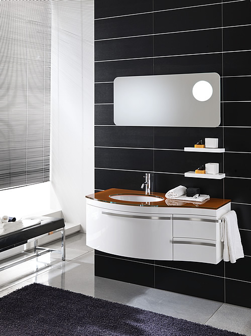 Arredo bagno moderno, Romantic 4 buy in Petriano on Italiano