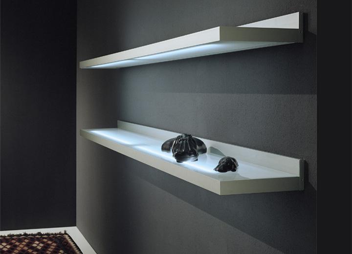 Mensola luminosa da parete epomeo buy in bovisio masciago on italiano