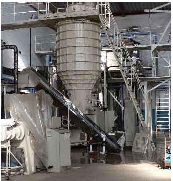 Vacuum Drying Plant for different sizes