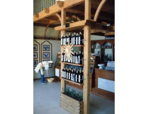 Acquistare Enoteca in legno