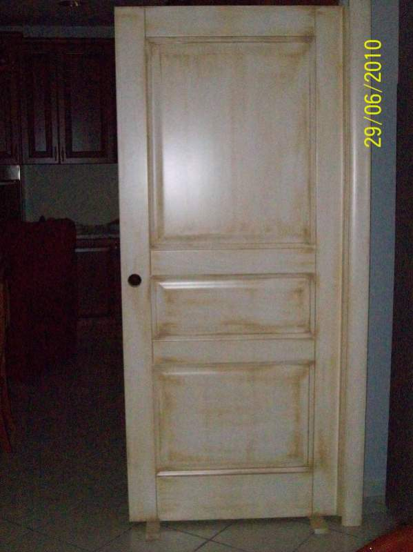 Bussola in legno massello, colore avorio decapè in Napoli dal negozio on-line Espomobili, SrL ...