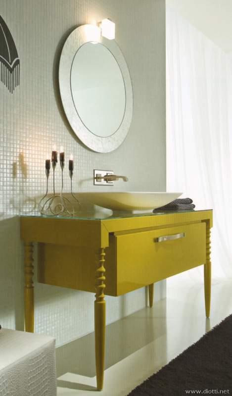 Mobiletto da bagno in stile retro — Comprare Mobiletto da bagno in stile retro, Prezzo , Foto ...