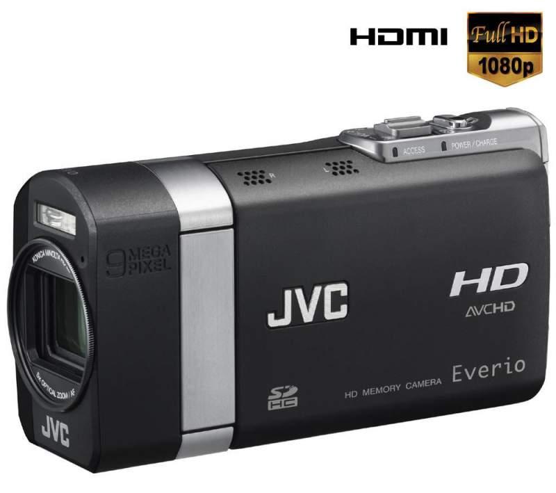 Acquistare VC EVERIO X BLACK GZ-X900 Full HD 1080p, Memory CARD.