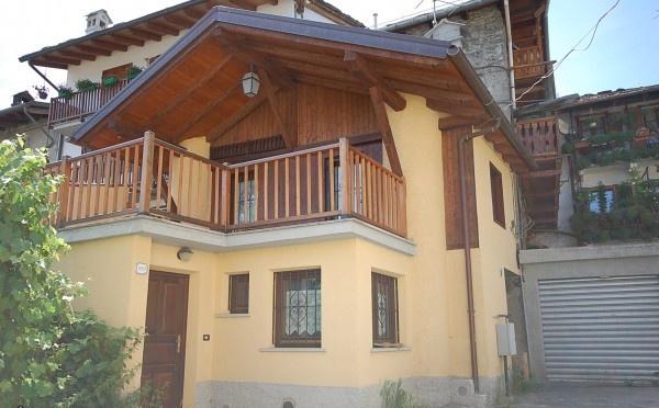Compro Casa indipendente in Vendita a Charvensod