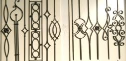 Elementi decorativi in ferro battuto buy in Torino on Italiano