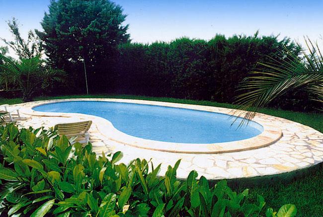 Piscina per giardino privato buy in alatri on italiano