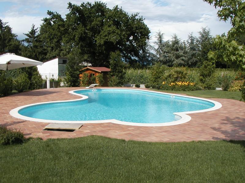 Piscina per giardino privato buy in trento on italiano