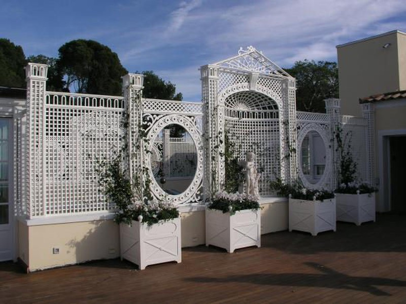 Buy Wrought enclosures for balconies