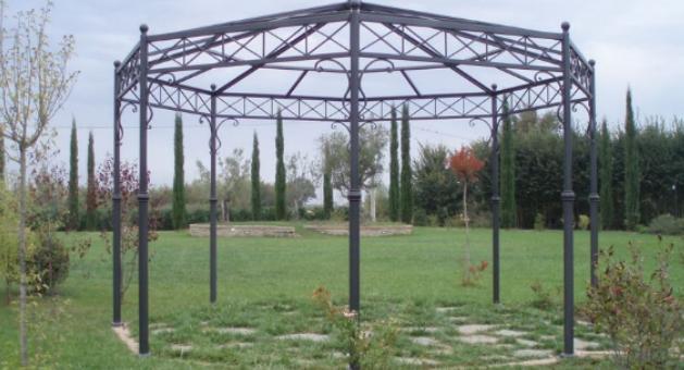 Gazebo Da Giardino In Ferro Battuto.Gazebo In Ferro Battuto Buy In Arezzo On Italiano