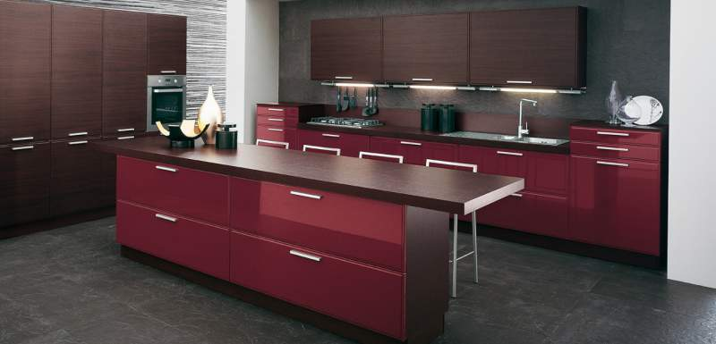 Cucina FLAIR GeD Cucine buy in Treviso on Italiano