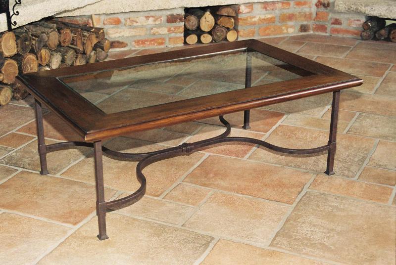 Tavolino da salotto in ferro battuto — Comprare Tavolino da salotto in ferro battuto, Prezzo ...