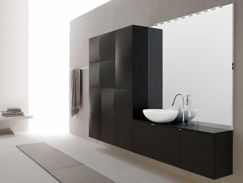 arredo bagno nero laccato buy in rovigo on italiano - Arredo Bagno Nero