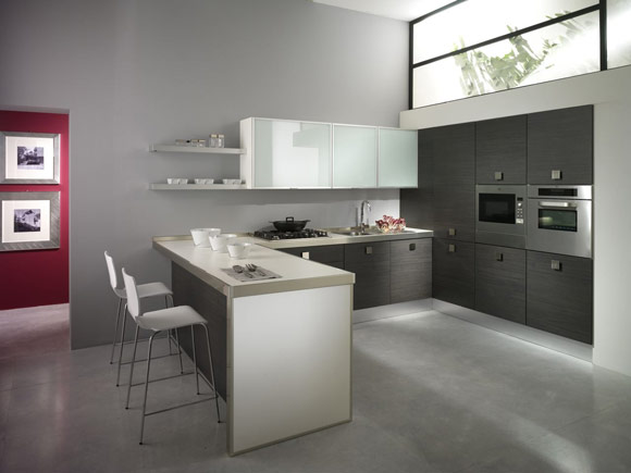 Best Cucina Rovere Grigio Gallery - Home Design Ideas 2017 ...