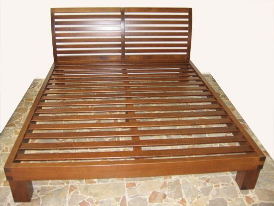Letto in massello di legno — comprare letto in massello di legno ...