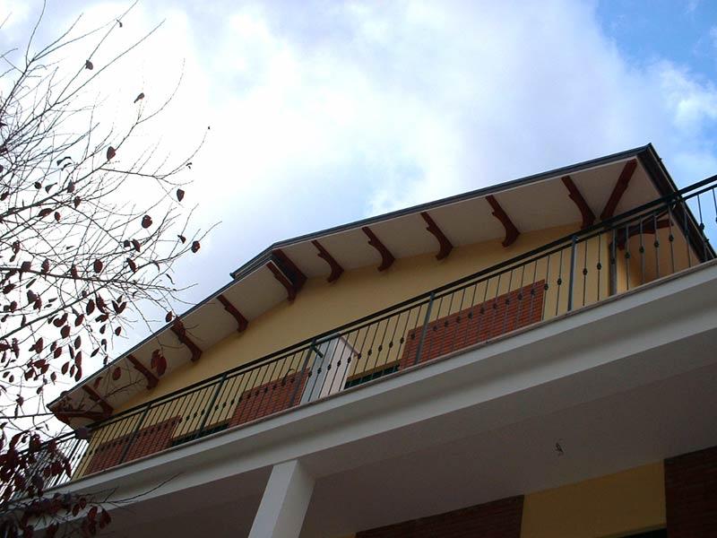 Acquistare Ringhiera per balcone