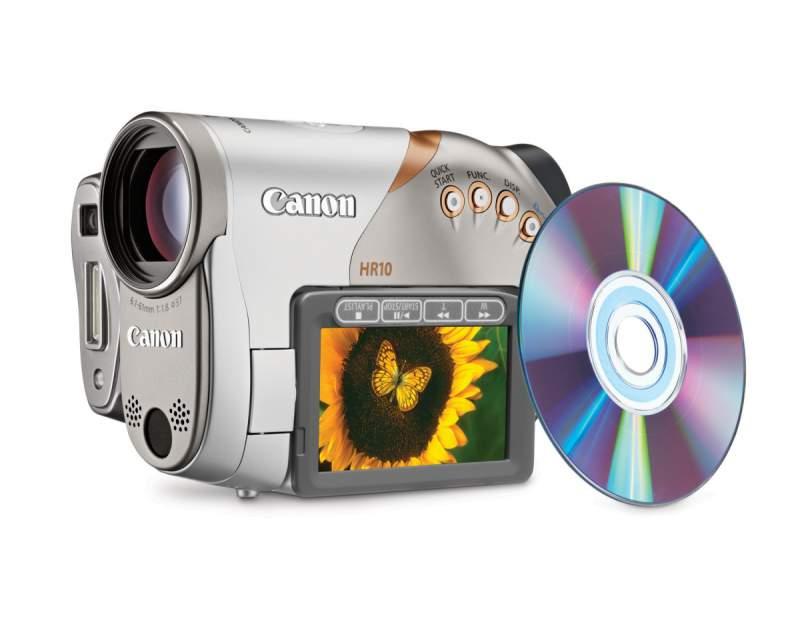 Acquistare Canon Videocamera HR10