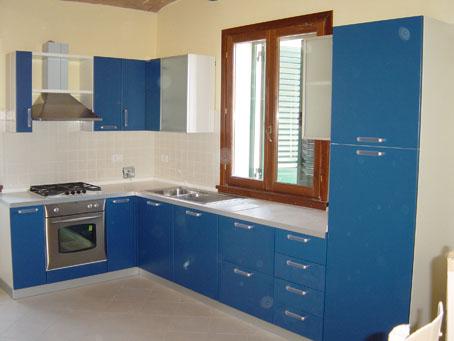 Cucine Moderne Con Finestra Sul Lavello