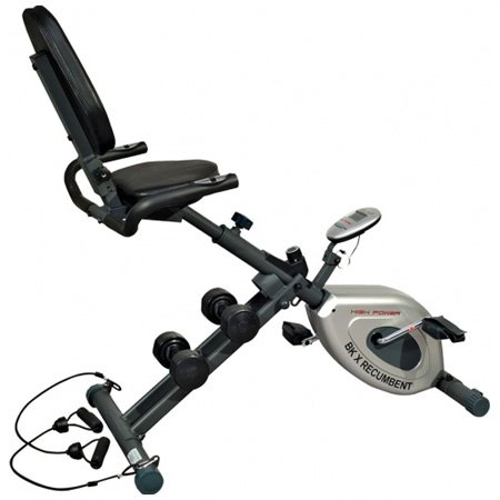 Acquistare Cyclette High Power BK X Recumbent
