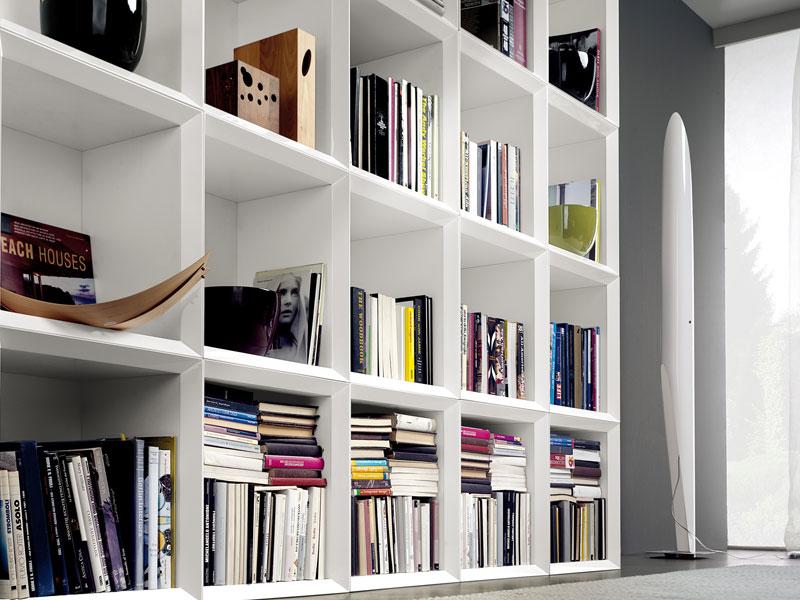 Libreria a parete maio buy in talmassons on italiano