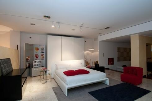 Acquistare Camera da letto in bianco laccato