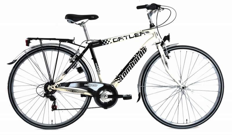 City Bike 28 Lombardo Ortler 100 Uomo