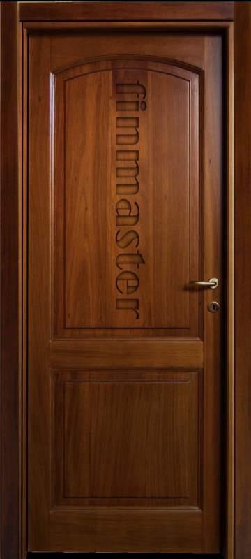 Porta interna in legno massello, porta per interni laccata, porta per interni...