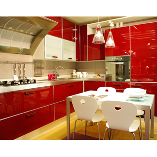 Best Cucina Laccata Rossa Images - Ideas & Design 2017 ...