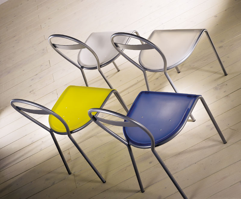 Sedie In Metallo Da Cucina : Sedia in metallo per cucina art rodi buy in marano