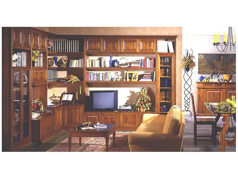 Mobile Libreria Ad Angolo.Libreria Ad Angolo Art 1 Buy In Carimate On Italiano