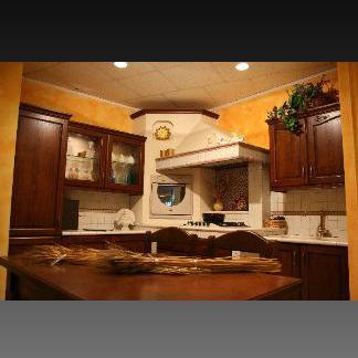 Cucina componibile classica in muratura — Comprare Cucina ...