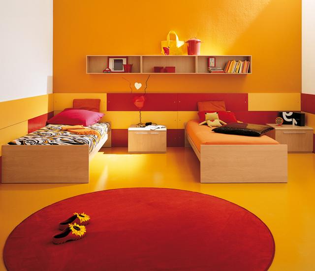 Cameretta Per Due ~ Idee Creative su Design Per La Casa e Interni