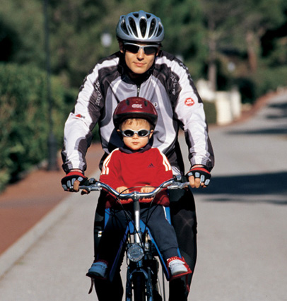 Acquistare ORION n. 760 Seggiolino per bici anteriore