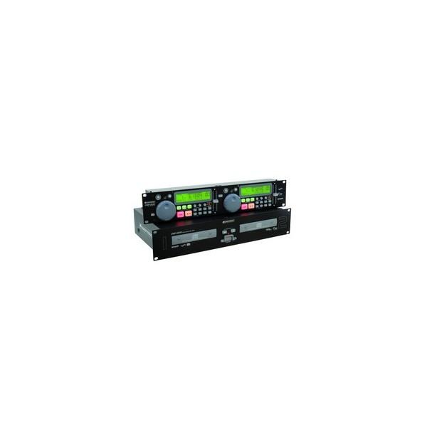 Acquistare Omnitronic CMP-1200B Dual CD/MP3 player