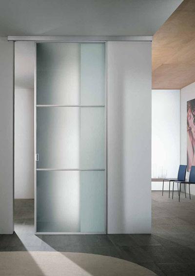 Casa moderna, roma italy: porte da interno scorrevoli prezzi